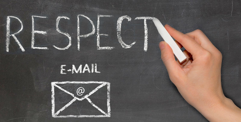 email-respect