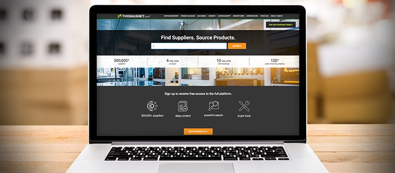 THOMASNET.com Home Page