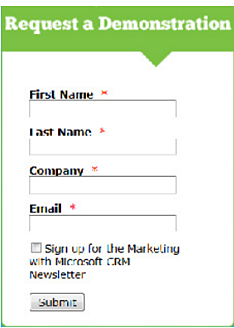 Form Submission
