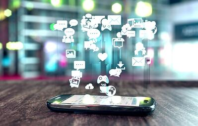 Manufacturing Marketing Mobile Apps