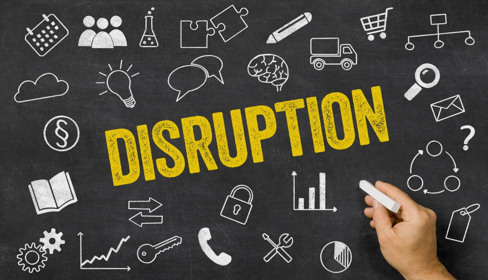 Disruption In Manufacturing