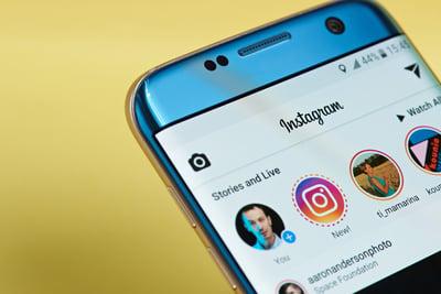 Instagram Industrial Marketing