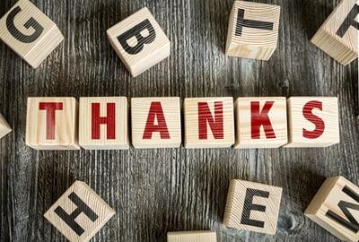 B2B Customer Appreciation
