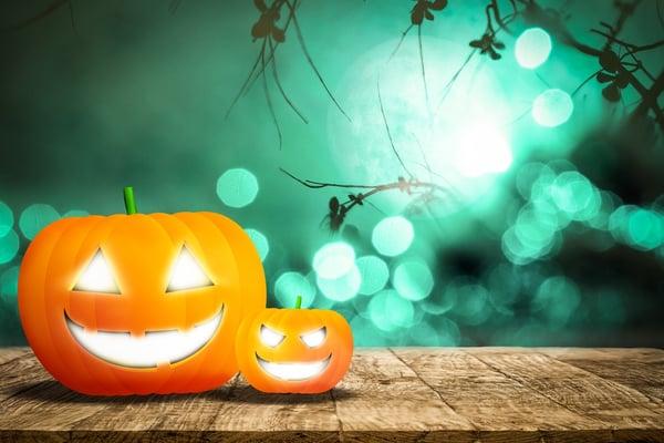 Industrial Marketing Halloween