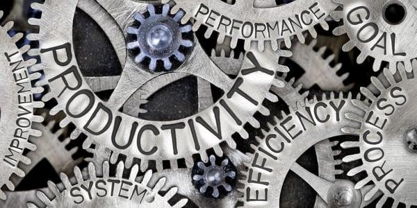 Manufacturing Marketing Productivity