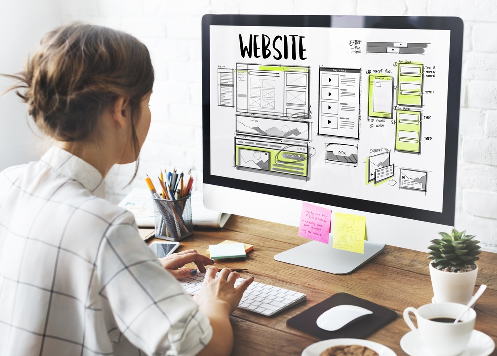 Elements of effective website design