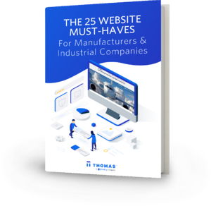 The 25 Must-Haves On Your Industrial Website