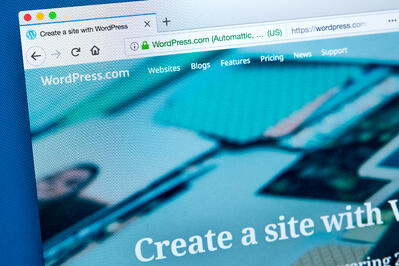9 Reasons Why You Should Use Wordpress For Your Industrial Website