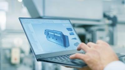 CAD model lead generation