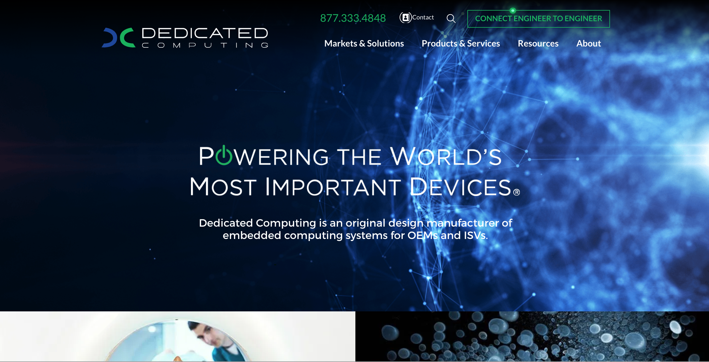 Dedicated Computing Website