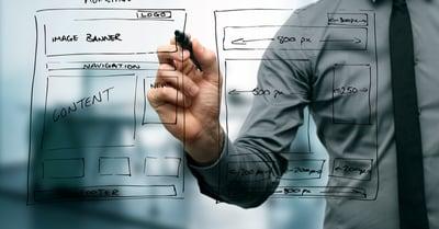 Elements of effective website design