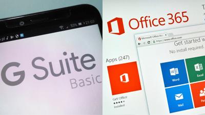 G Suite Vs. Microsoft Office