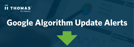 Google Algorithm Update Alerts