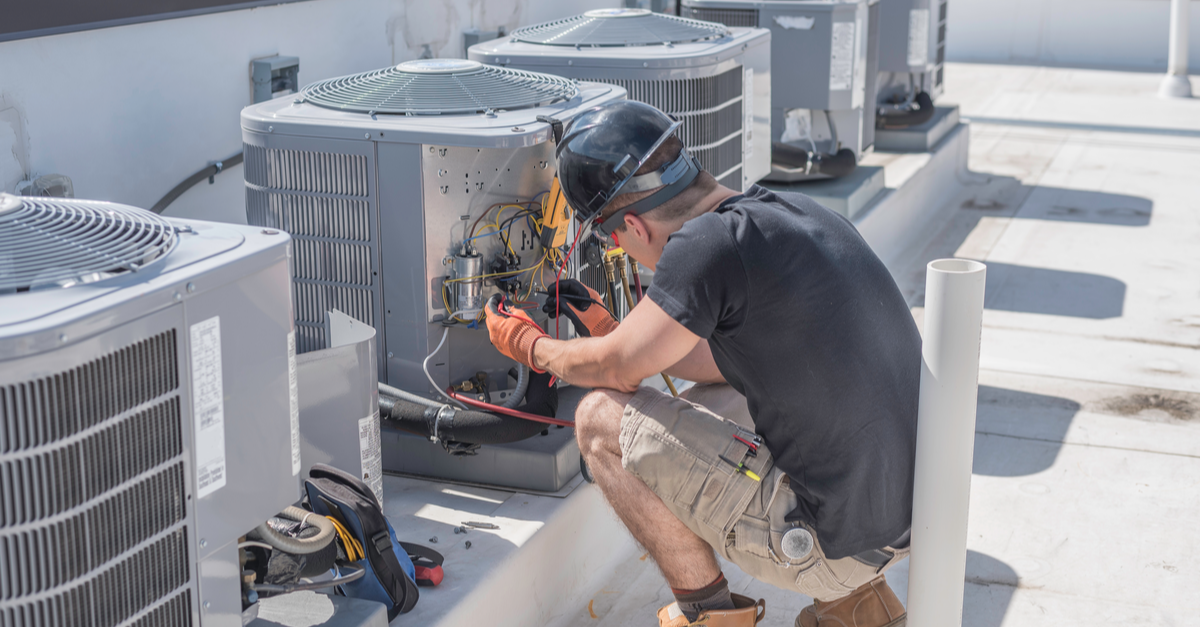 HVAC contractor - digital marketing and advertising plan