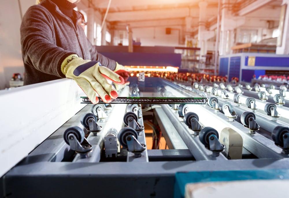 Industrial equipment - manufacturer unique selling proposition