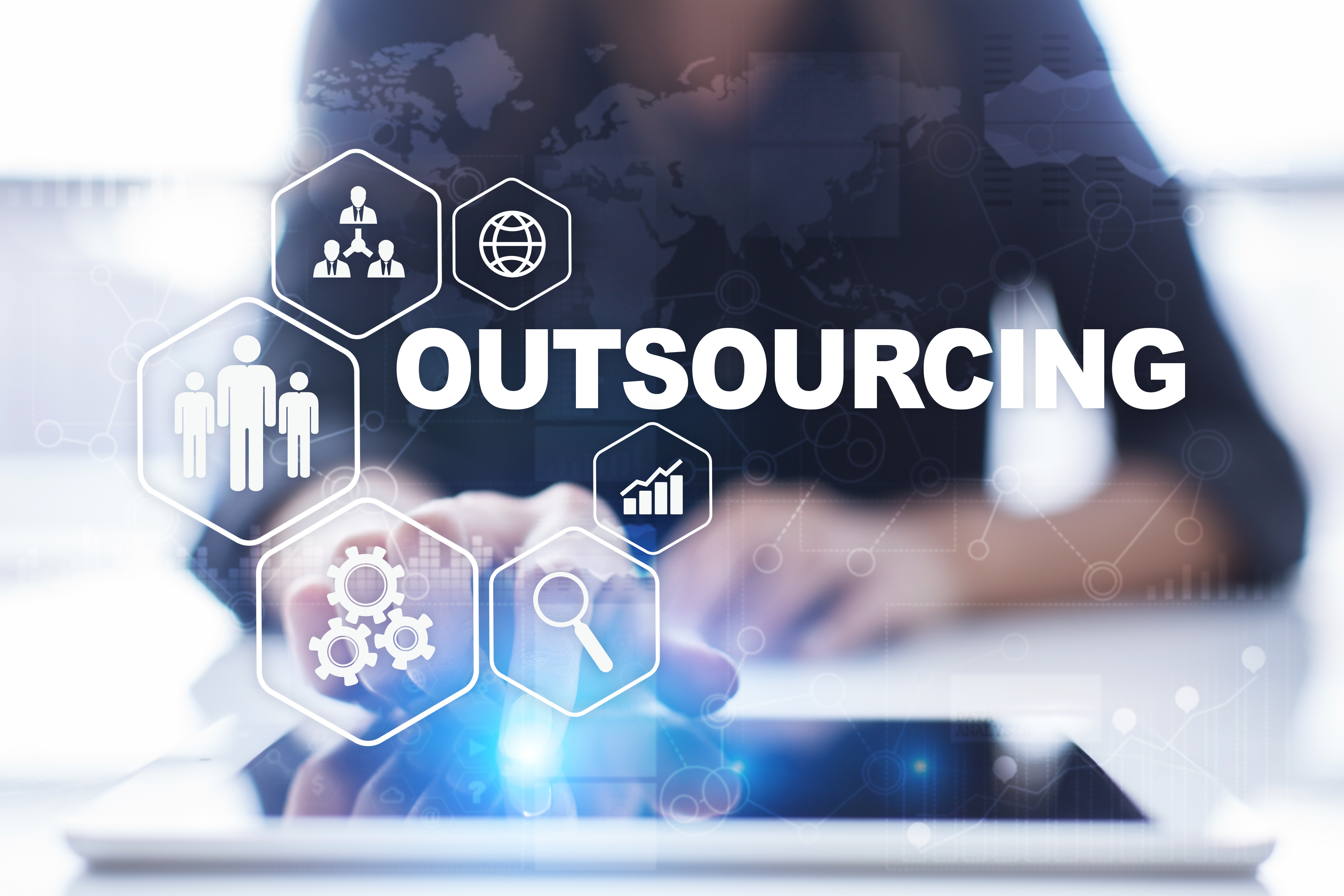 Outsourcing-Content