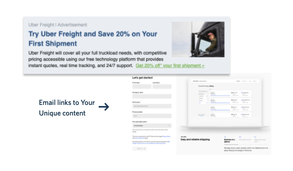 Promoted Content - Newsletter Advertising For Manufacturers