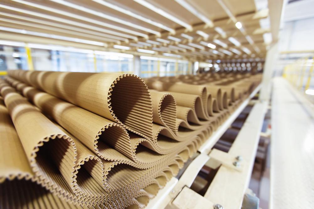Sourcing packaging material - pleat cardboard