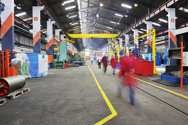 Manufacturing company get more leads