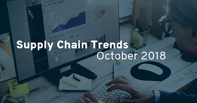 Supply Chain Trends October 2018