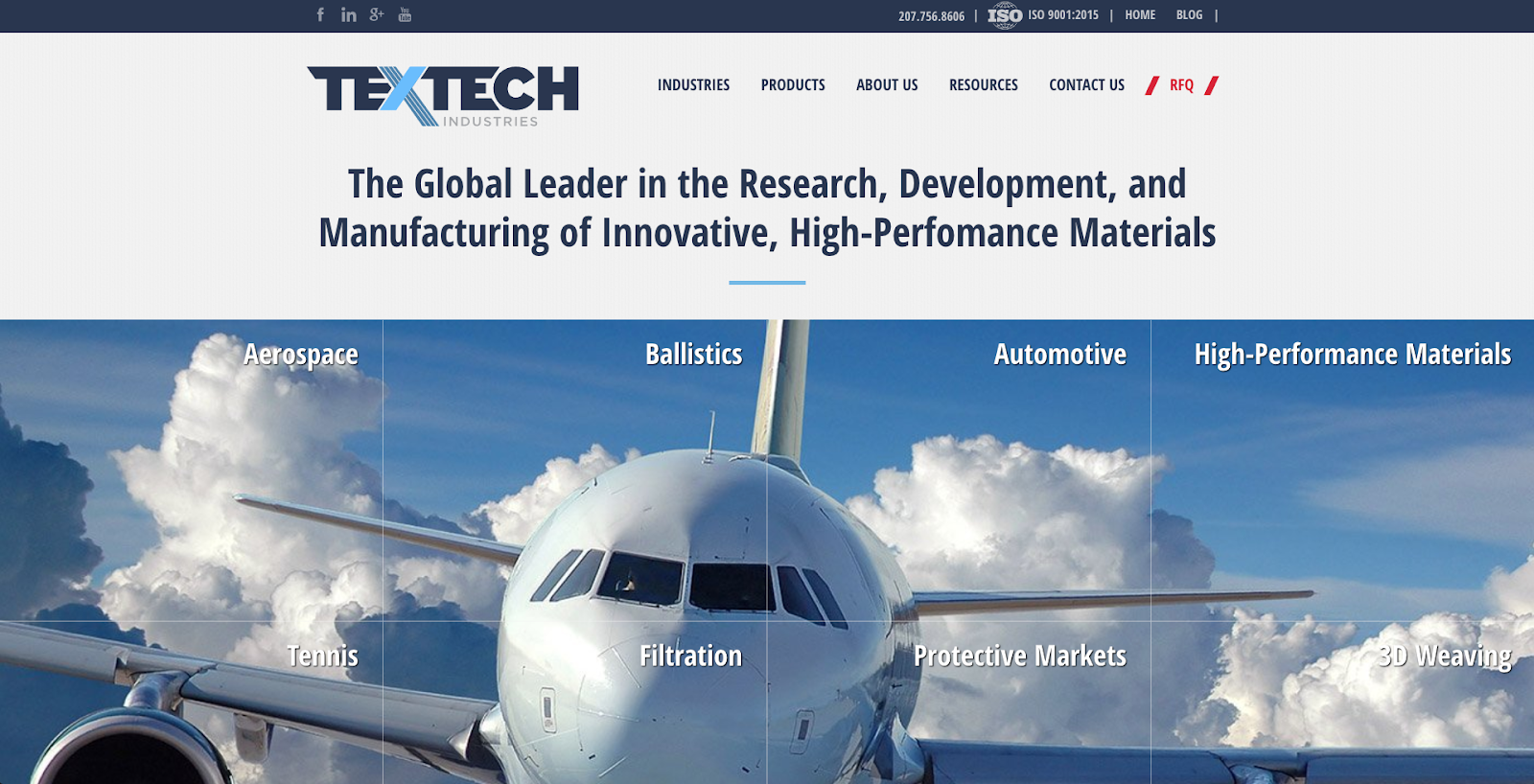 TexTech Homepage