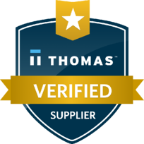 Thomas Verified Supplier Badge