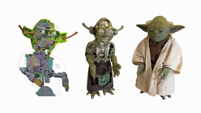 Creative Engineering Yoda Process Manufacturer