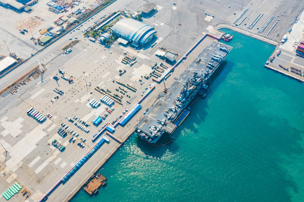 Military Sea Transport - Use Digital Marketing To Get Customers In Defense Industry