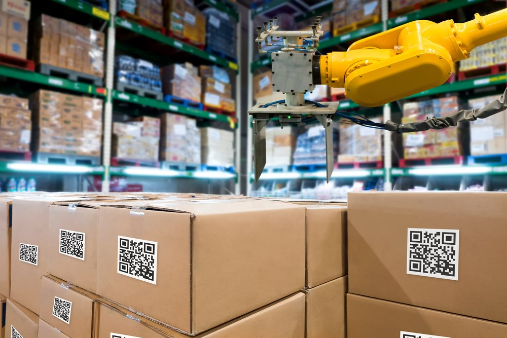 automated supply chain inventory boxes