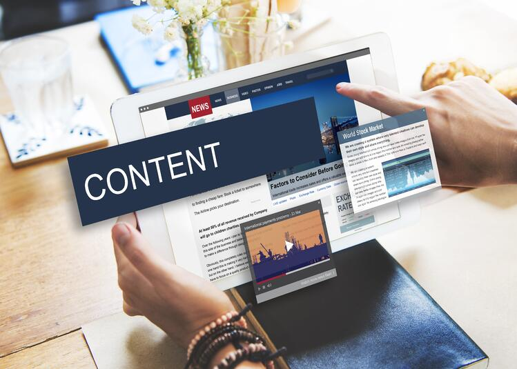 content marketing manufacturing blog topic ideas