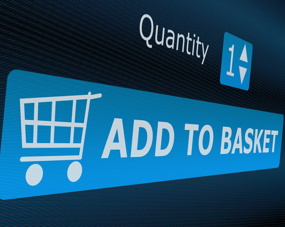 eCommerce Add To Basket CTA