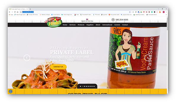 Private Label Foods