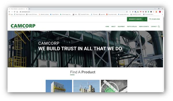 CAMCORP, Inc.