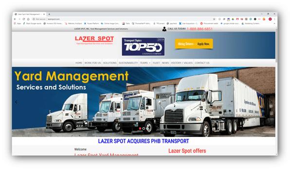 Lazer Spot, Inc.