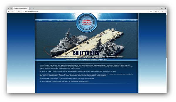 Marine Fenders International, Inc.
