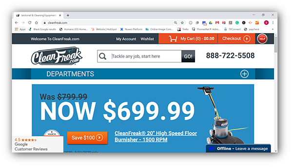 Cleanfreak.com