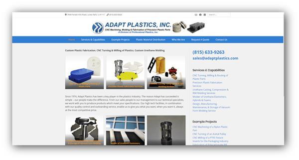 Adapt Plastics, Inc.