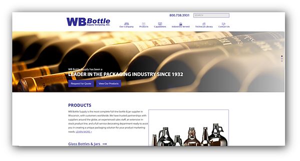 WB Bottle Supply Co.