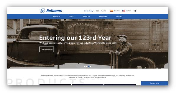 Belmont Metals, Inc.