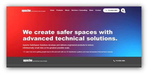 Apache SafeSpace Solutions