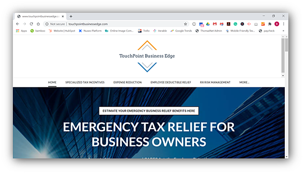 TouchPoint Business Edge