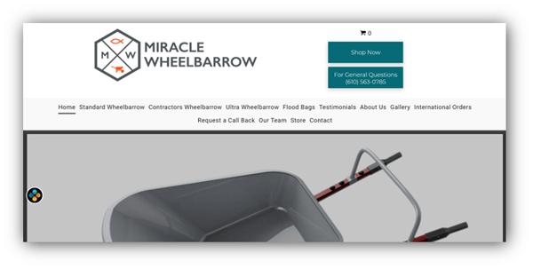 Miracle Wheel Barrows