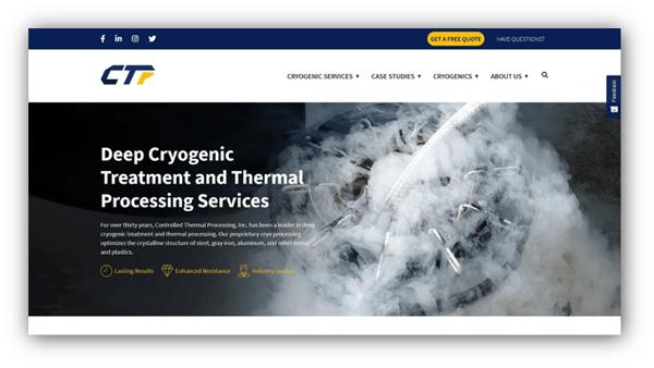 CTP Cryogenics