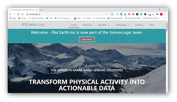SensorLogic, Inc.