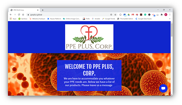 PPE Plus Corp