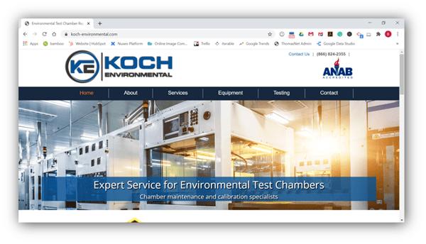 Koch Environmental