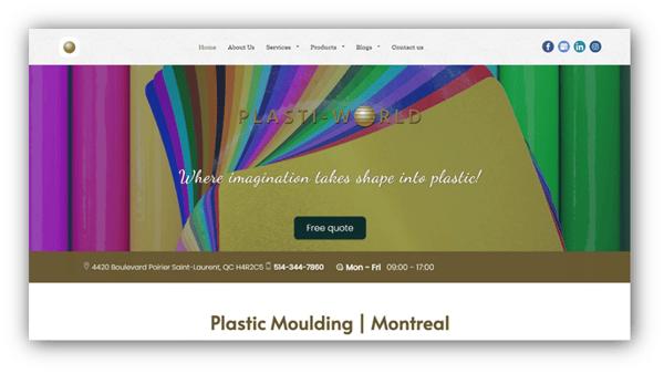 Plasti-World, Inc.