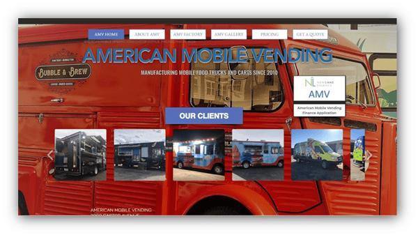 American Mobile Vending