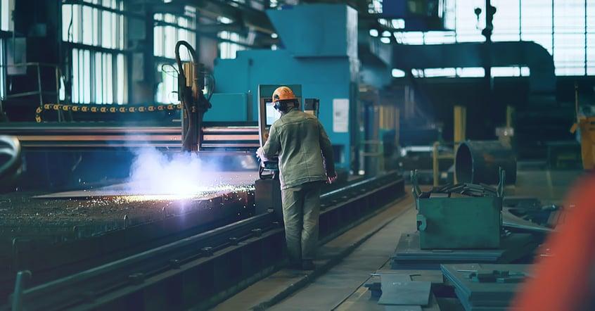 marketing strategy steel industry