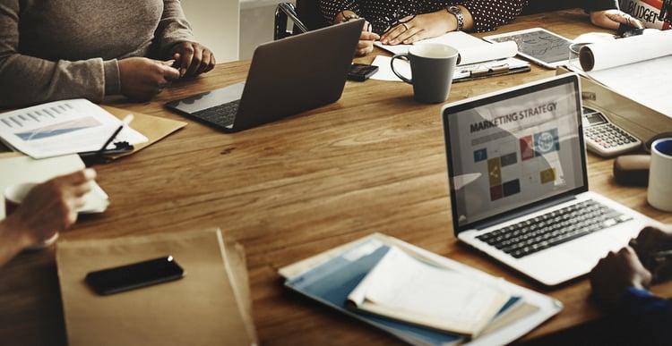 B2B product launch digital marketing strategy-planning